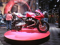 2005 International Motorcycle Show - NYC