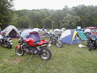 2005 Moto Guzzi National - New Cumberland, West Virginia