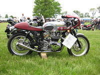 2008 British & European Classic Motorcycle Show