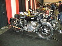2009 International Motorcycle Show - NYC