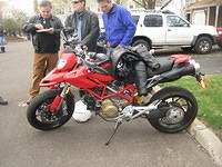 Gary's Ducati<br>