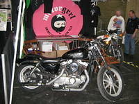 2010 International Motorcycle Show - NYC